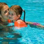 Swimming pool safet-mother-and-child-in-pool